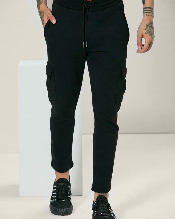 Black Joggers for men, Street Wear For men , Sports Wear For men