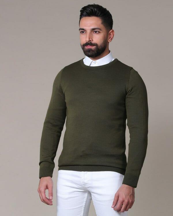 Green Sweater for men ,Sweater's for men