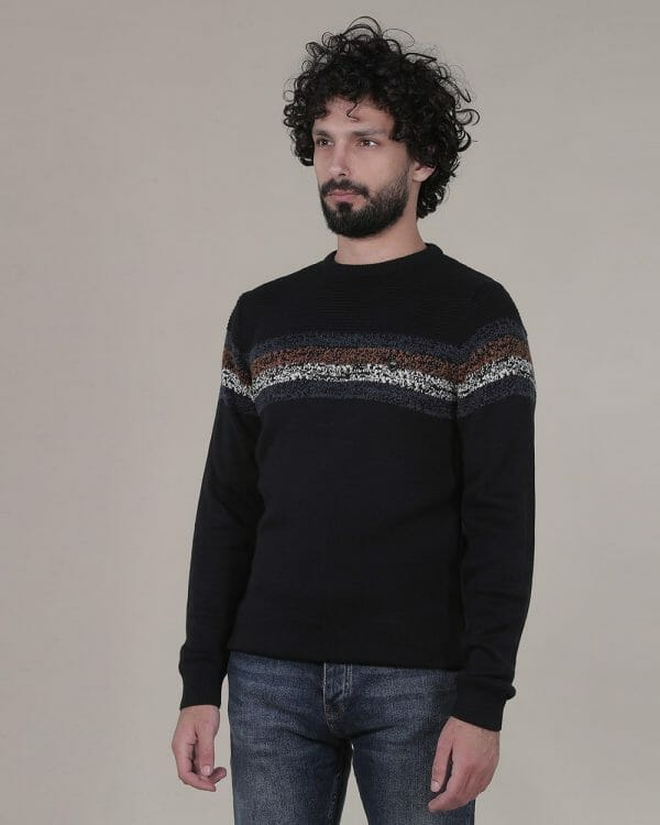 Faded color sweater for men, Causal fashion for men, Fashion for men