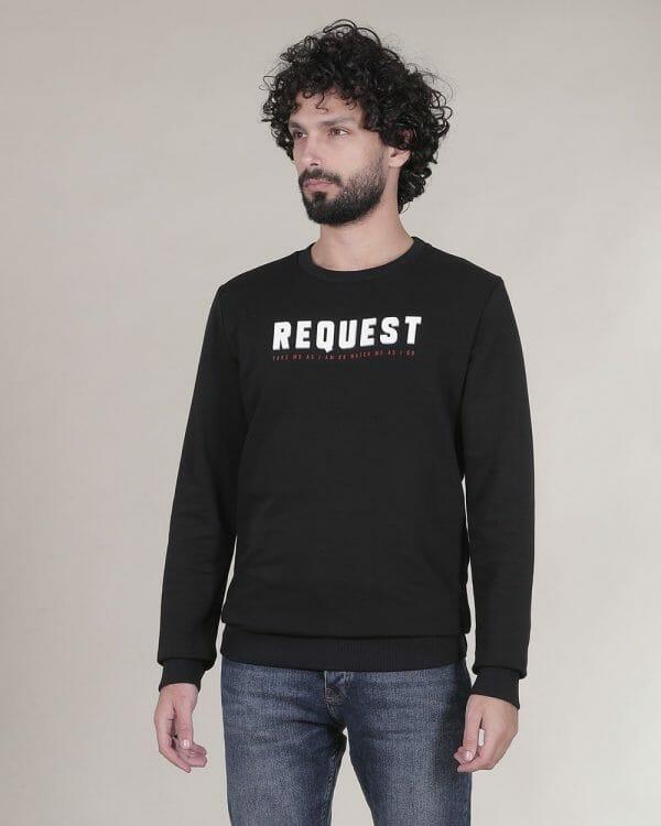 black sweater for men, casual fashion for men, fashion for men