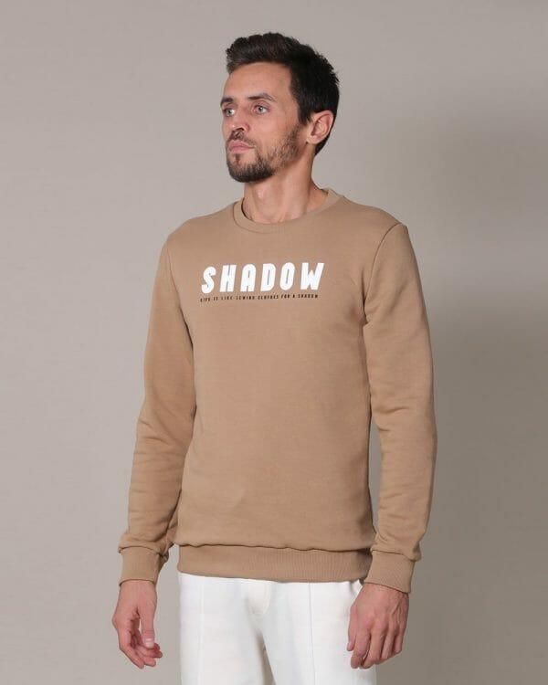 Beige Sweaters for men