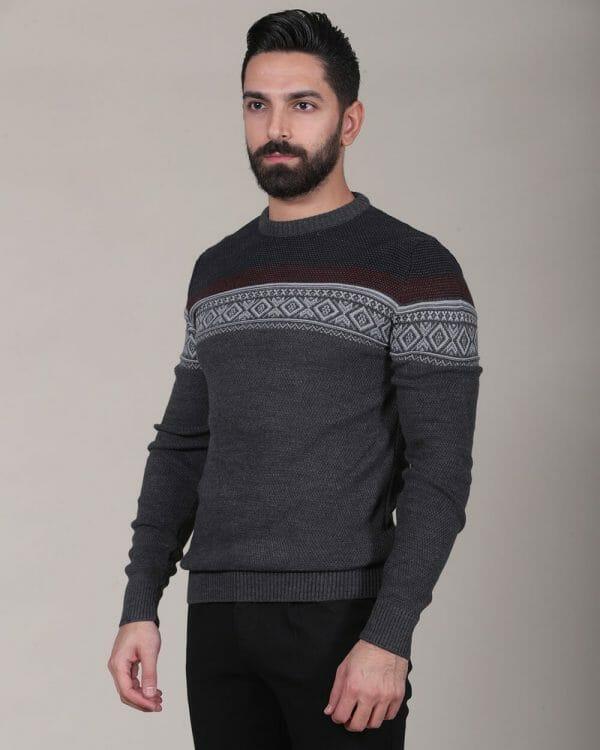 Grey Sweater For men, Causal Wear For men, Men's Fashion