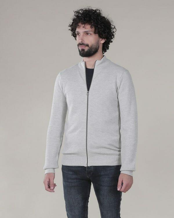 Grey Cardigan for men , Causal Fashion for men,